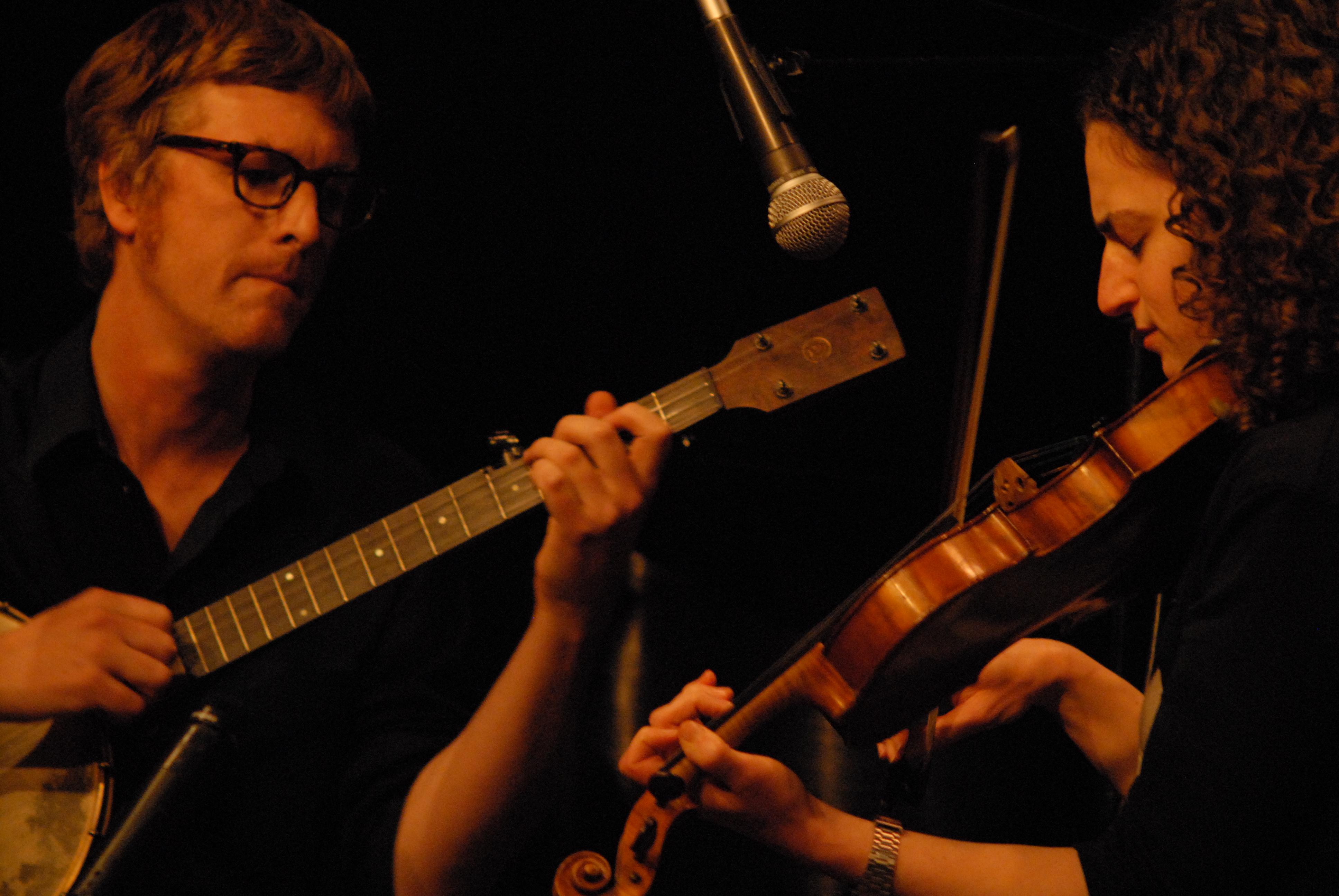 Erik and Amy Hofer